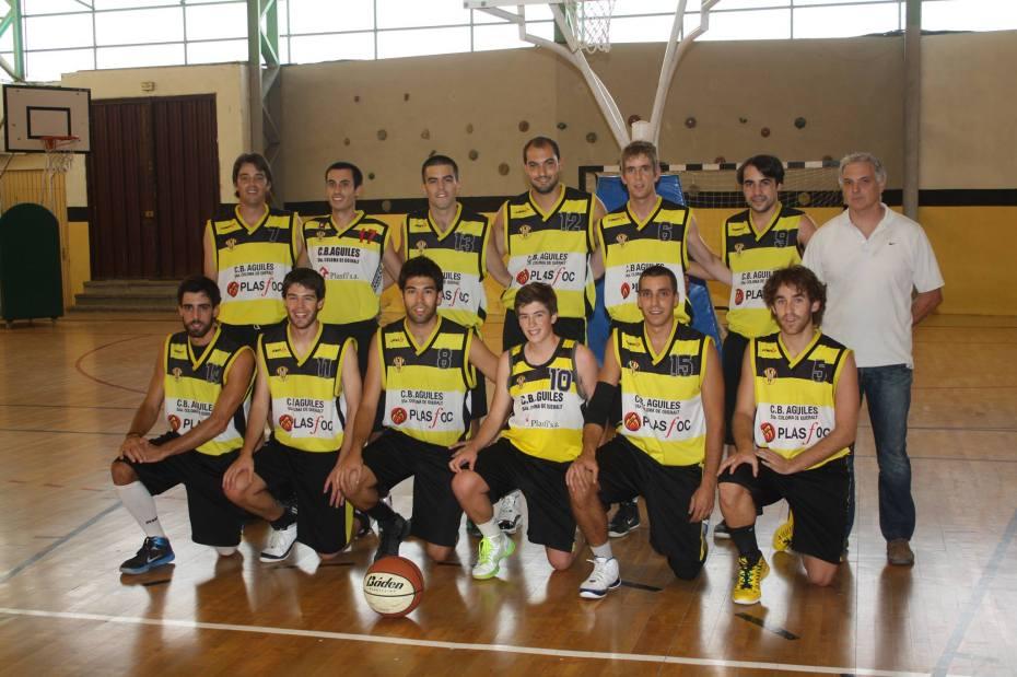 Senior Masculi 2013-2014