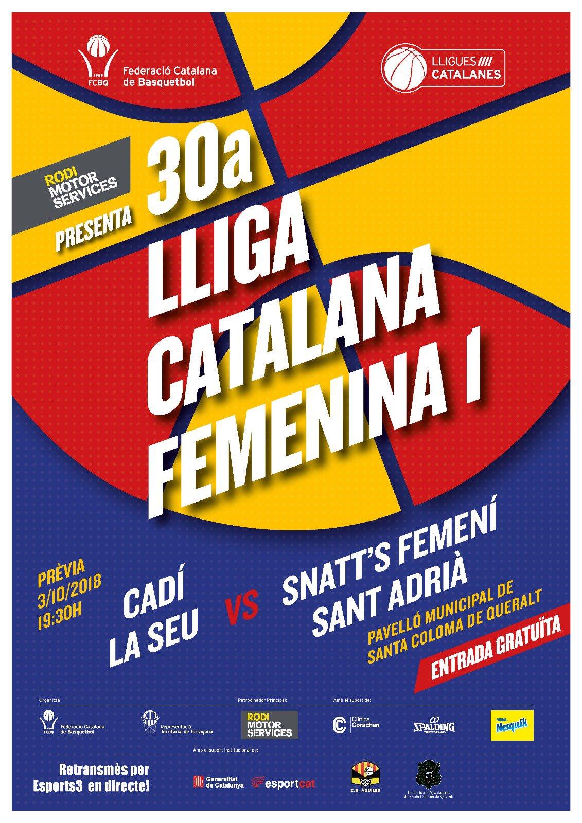 30a LLiga catalana Femeninajpg